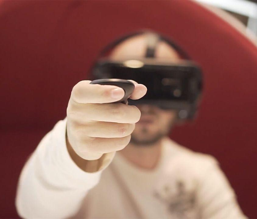 Samsung – Vodafone Virtual Reality Store