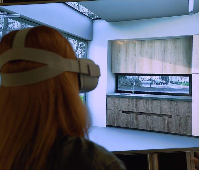 Akritas Virtual Reality Assistant