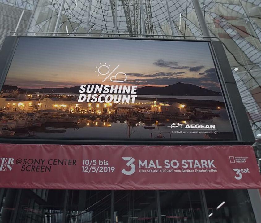 Aegean SunShine Discount