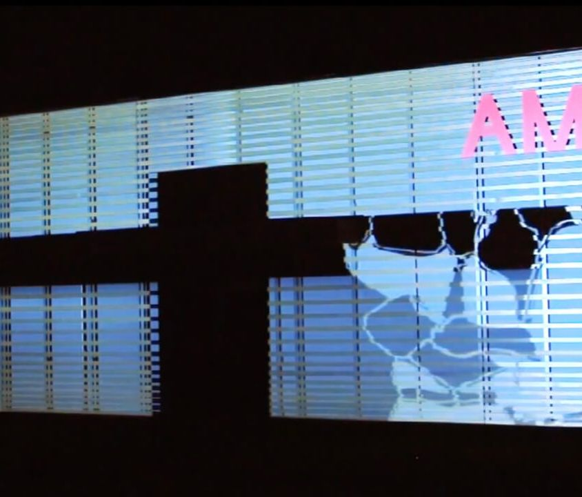 Athens Metropolitan College Projection-Mapping
