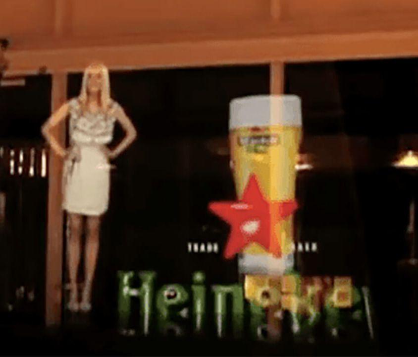 Heineken Star Serve Experience